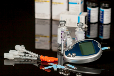 medical supplies for diabetic